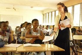 Frivilligt arbejde i Jura & Menneskerettigheder