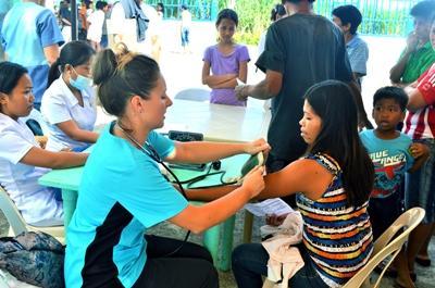 Medicinsk outreach og oplysning om folkesundhed