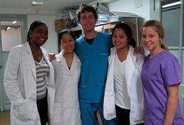 Volunteer Medicin & Sundhed